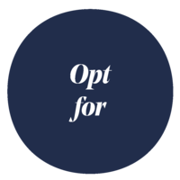 Opt for